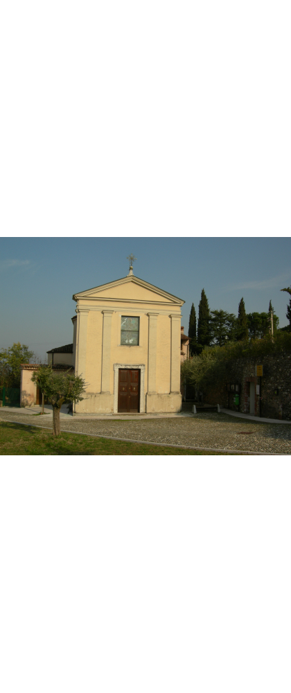 CHURCH OF ST JOHN THE BAPTIST IN PIEVE