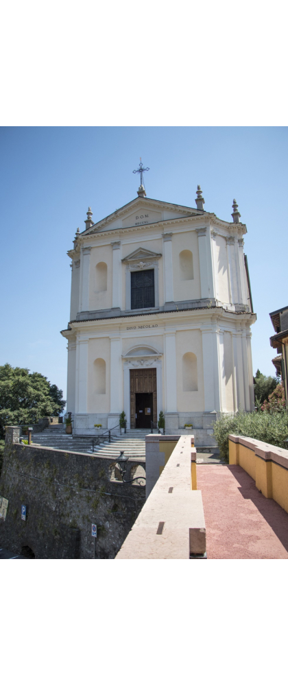 CHURCH OF SAN NICOLÒ