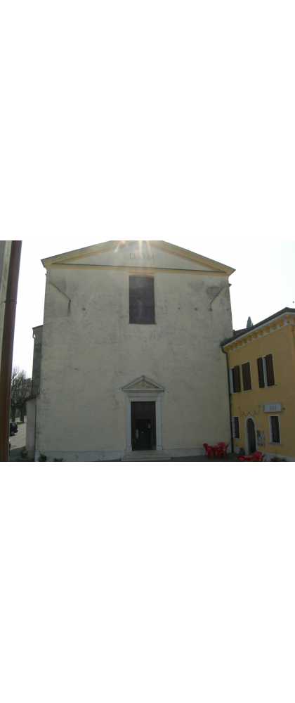 PARISH CHURCH OF SAN MICHELE