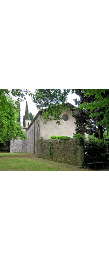 THE LITTLE CHURCH OF SAINT FERMO