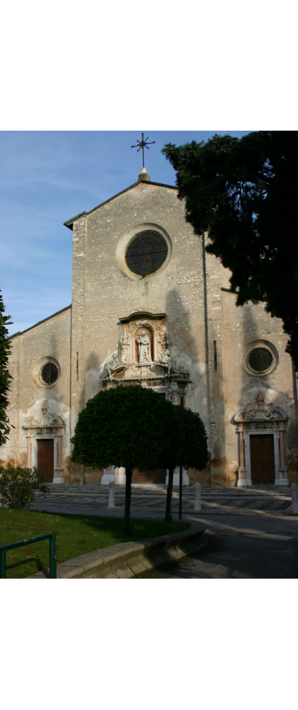 THE CHURCH OF SAINTS PETER AND PAUL